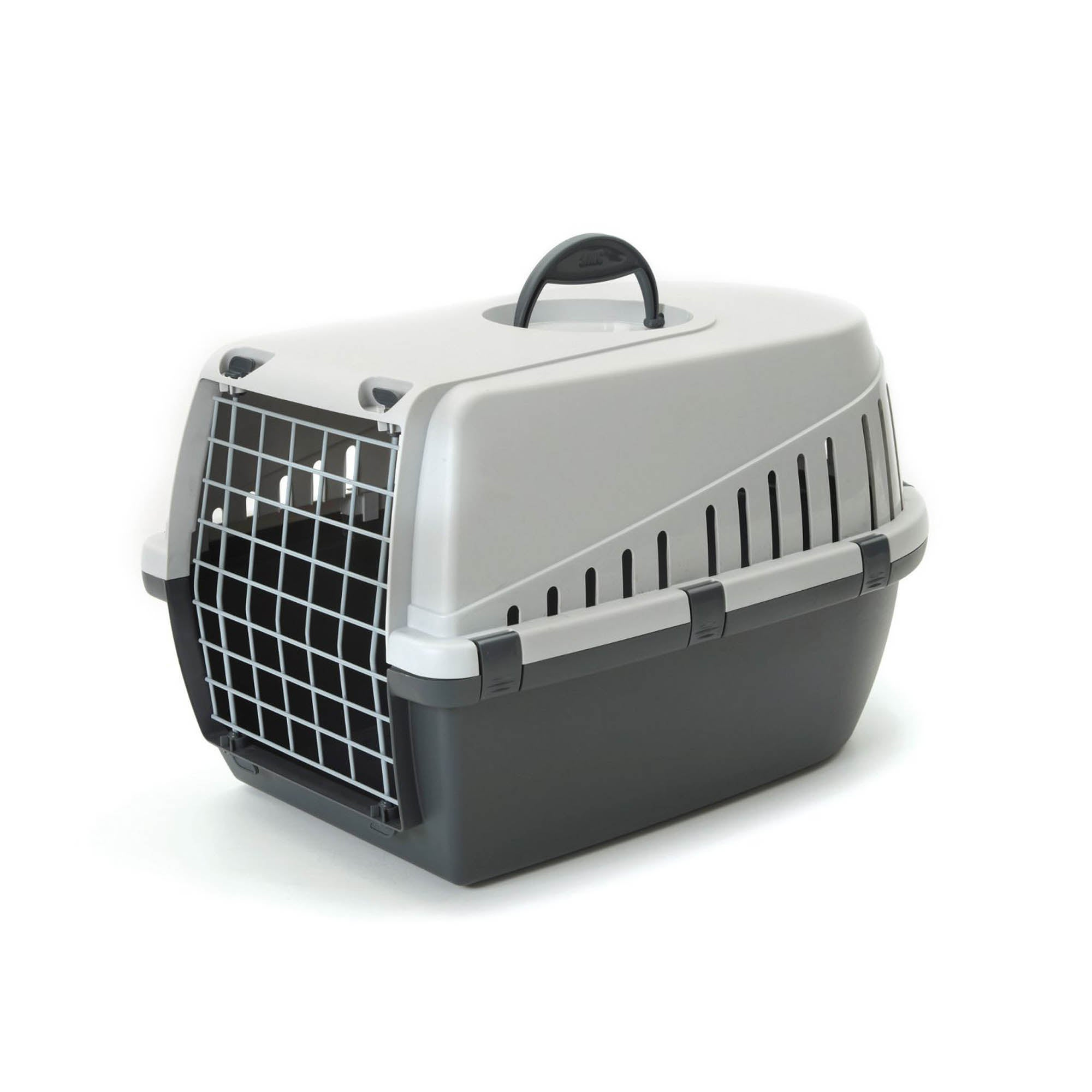 Light Grey Trotter Pet Carrier Wolf (Grey)