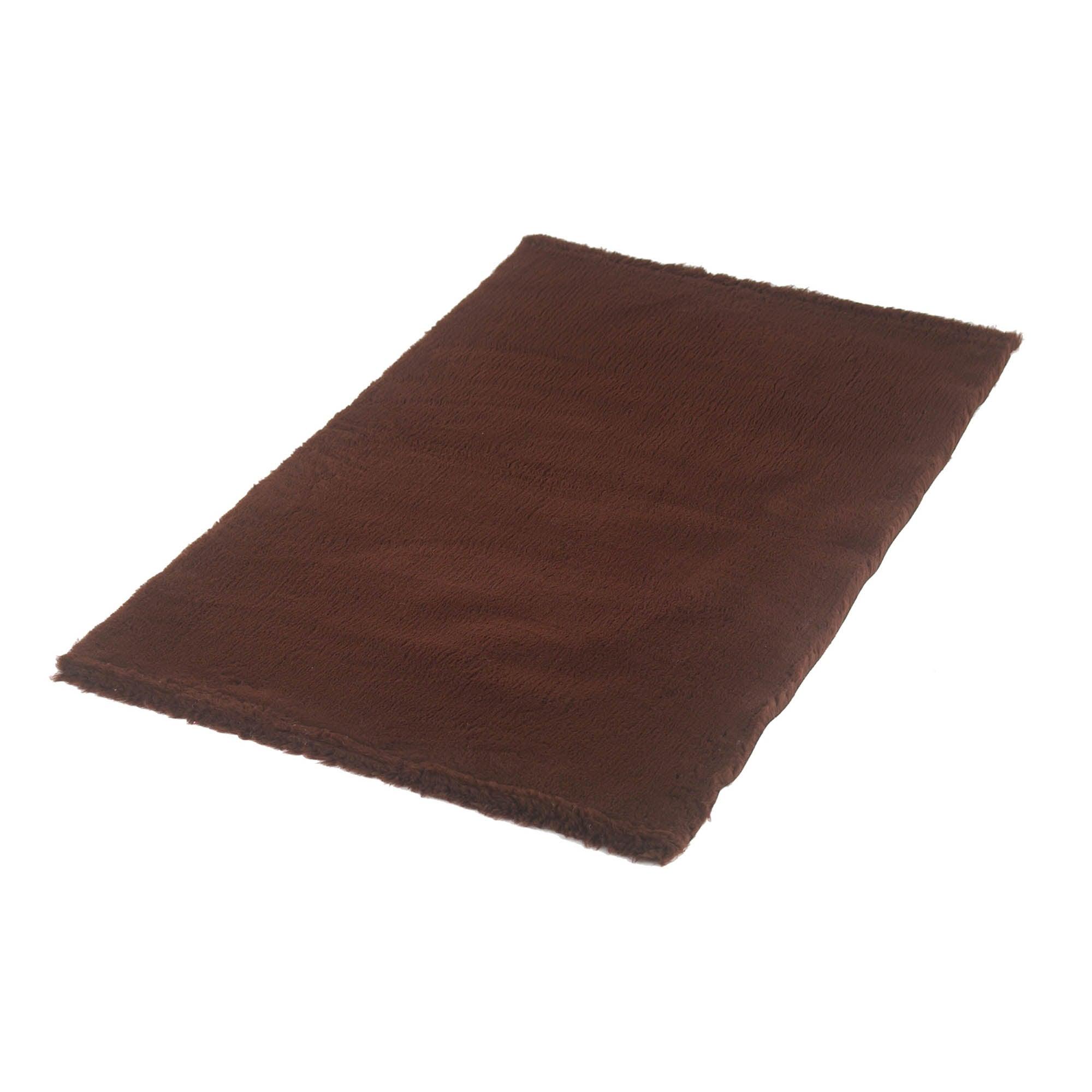 Brown Traditional Pet Vet Bedding Burnt Umber (Brown)