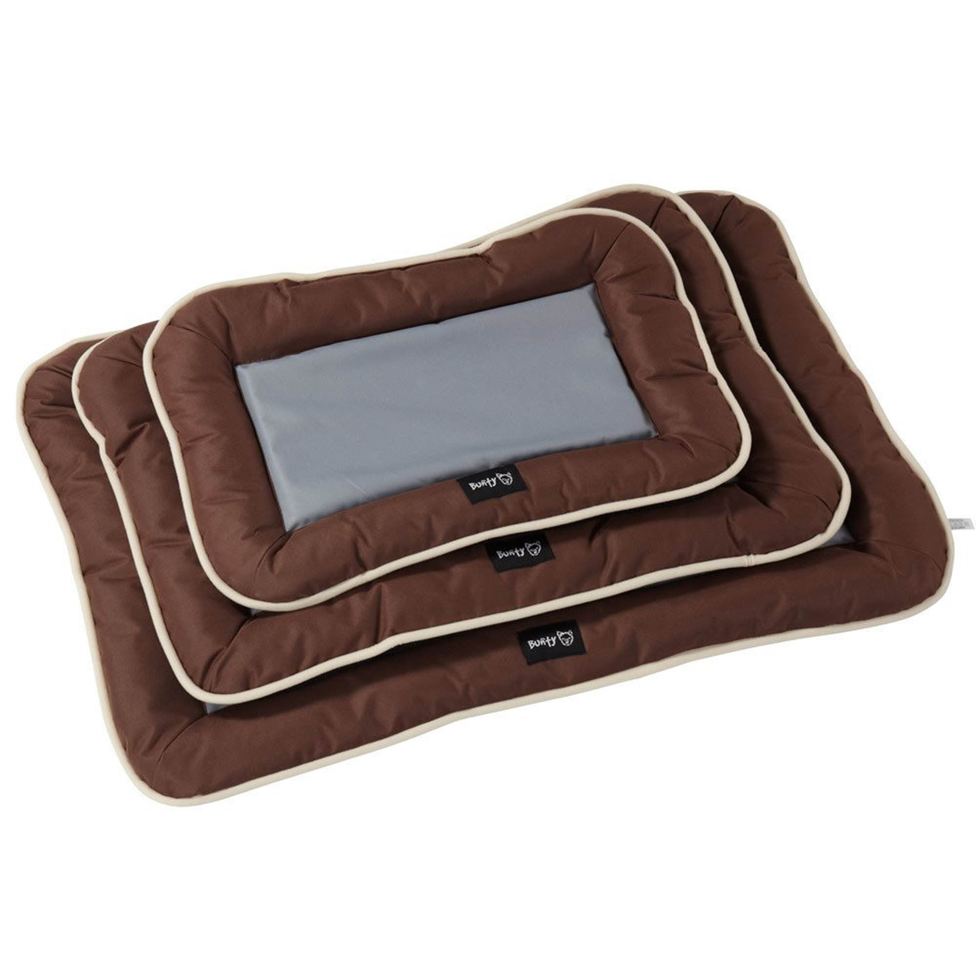 Bunty Brown Utility Bed Spice (Brown)