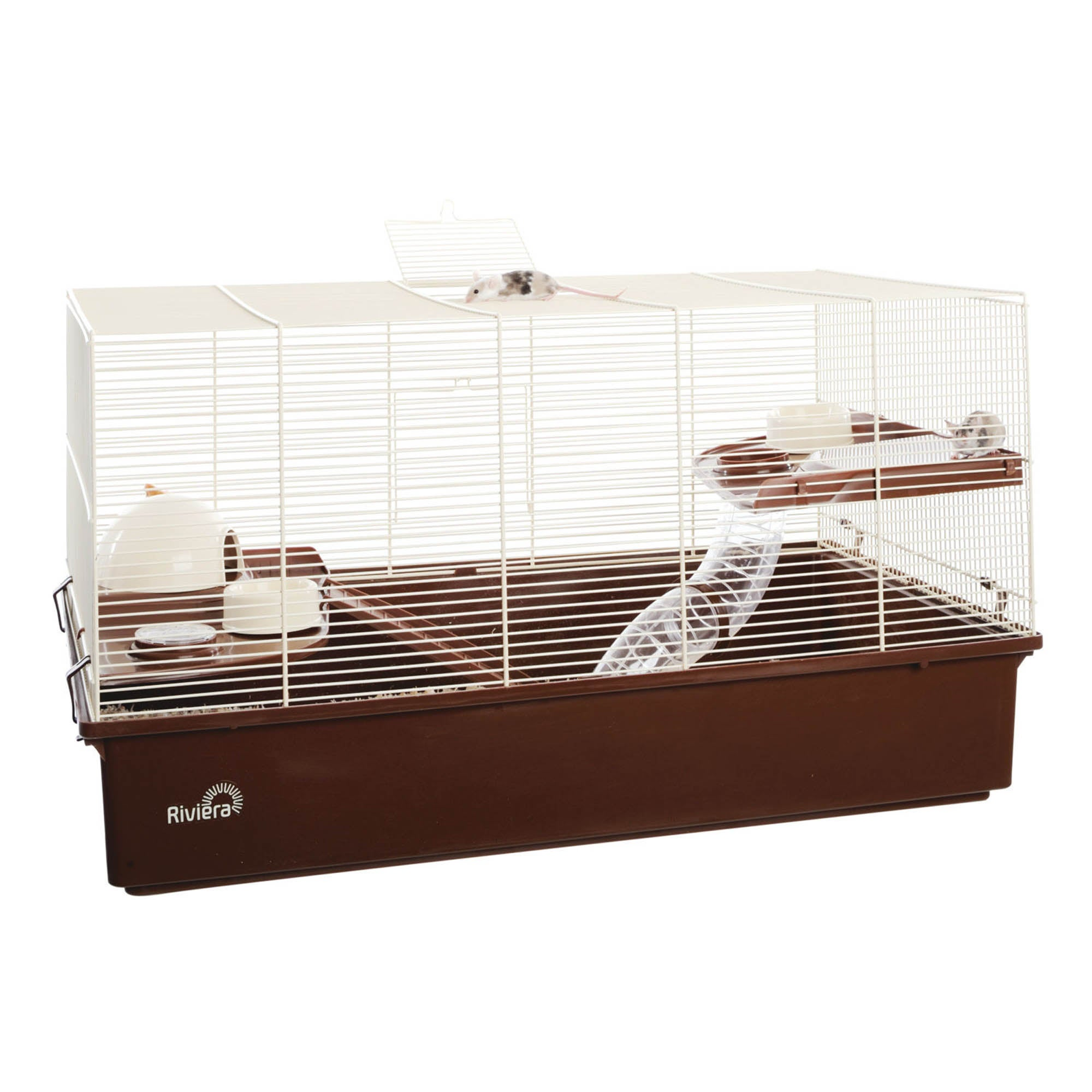 Varazze Mouse and Hamster Cage Spice (Brown)