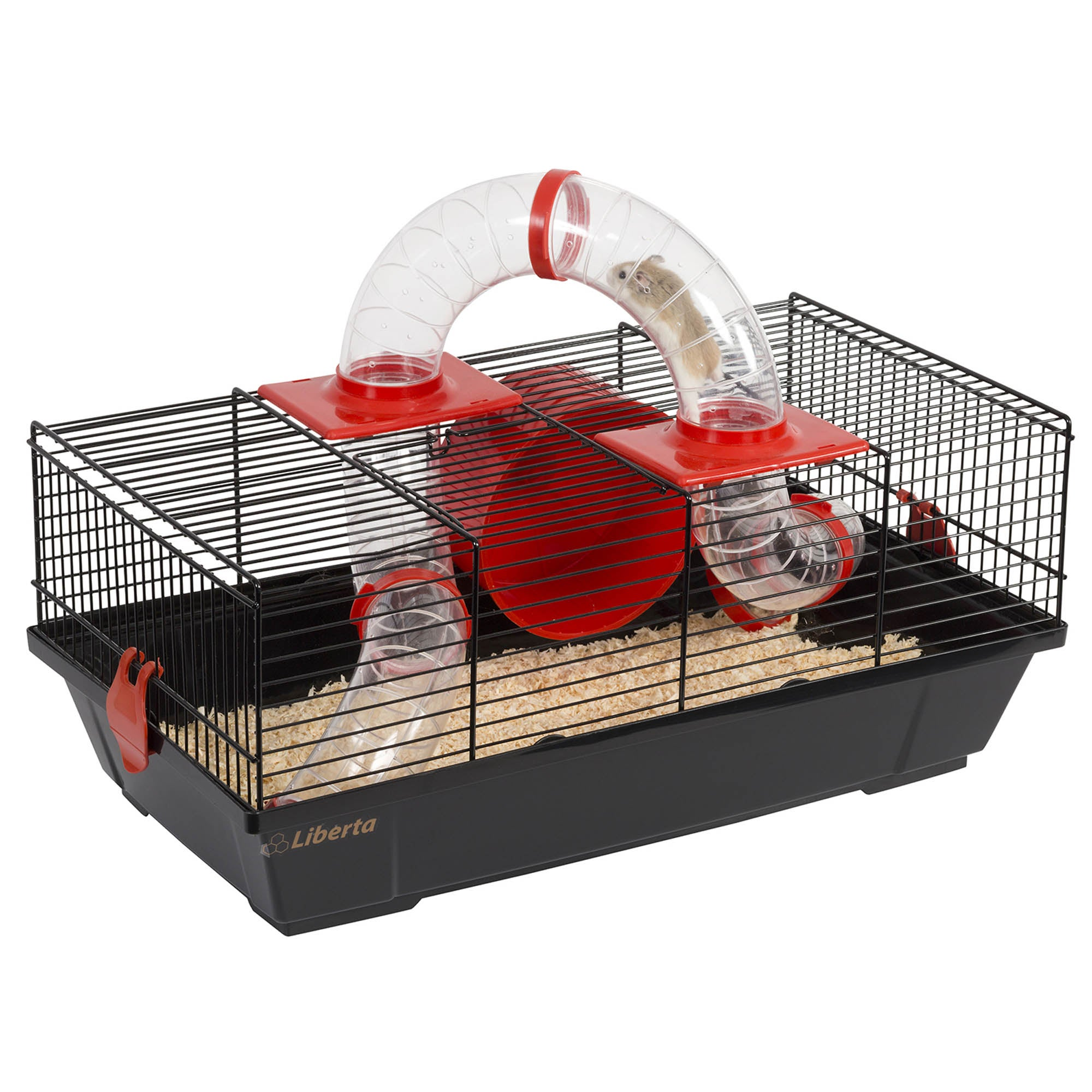 Orion 2 Hamster Cage Vermilion (Red)