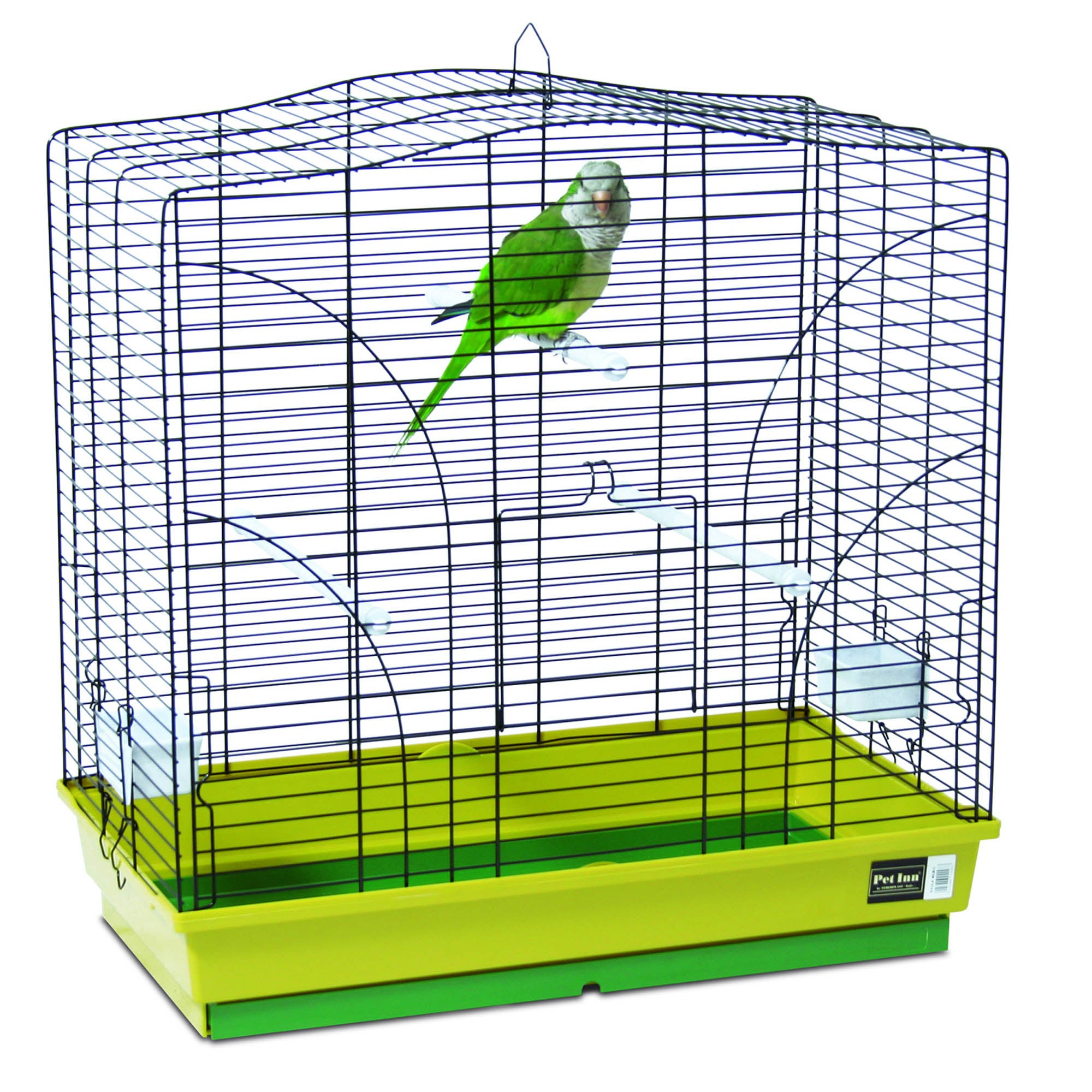 Viola Bird Cage Lime (Green)