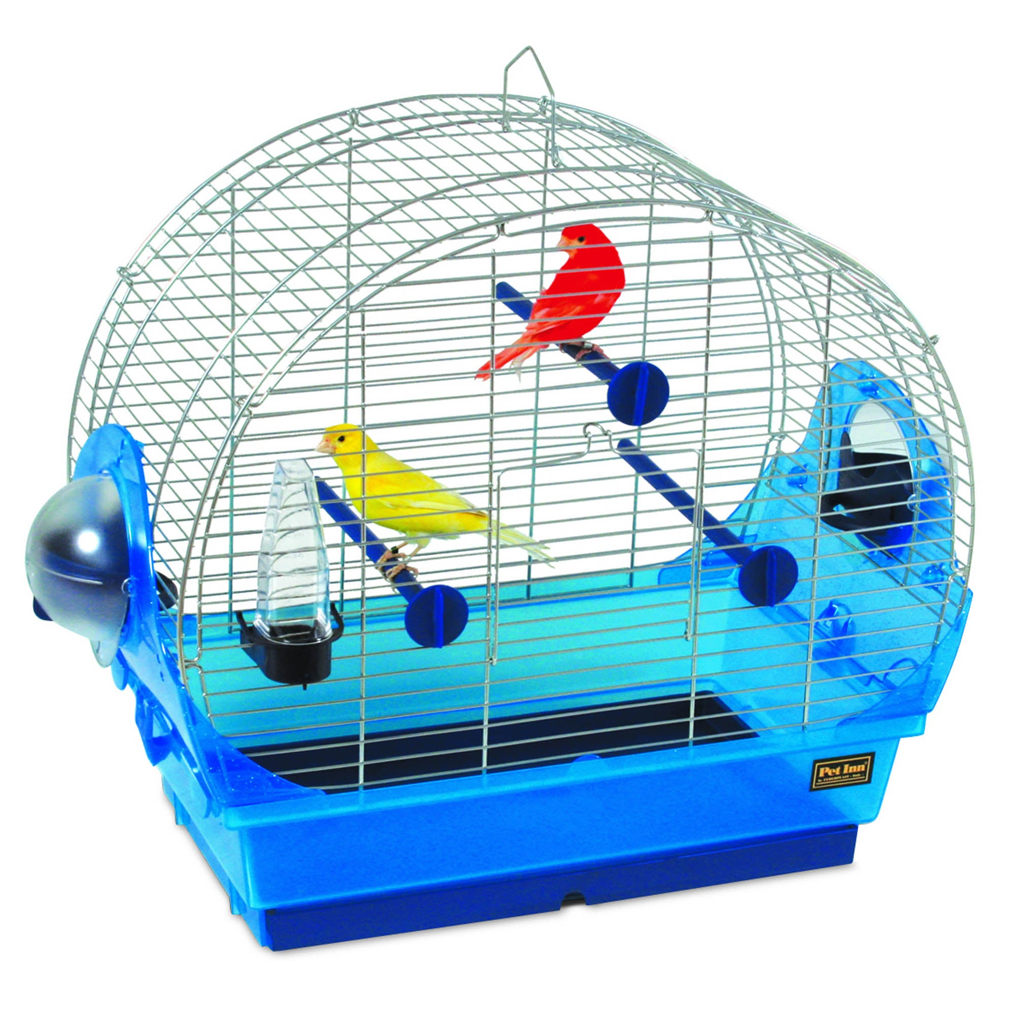 Arco Bird Cage Kingfisher (Blue)