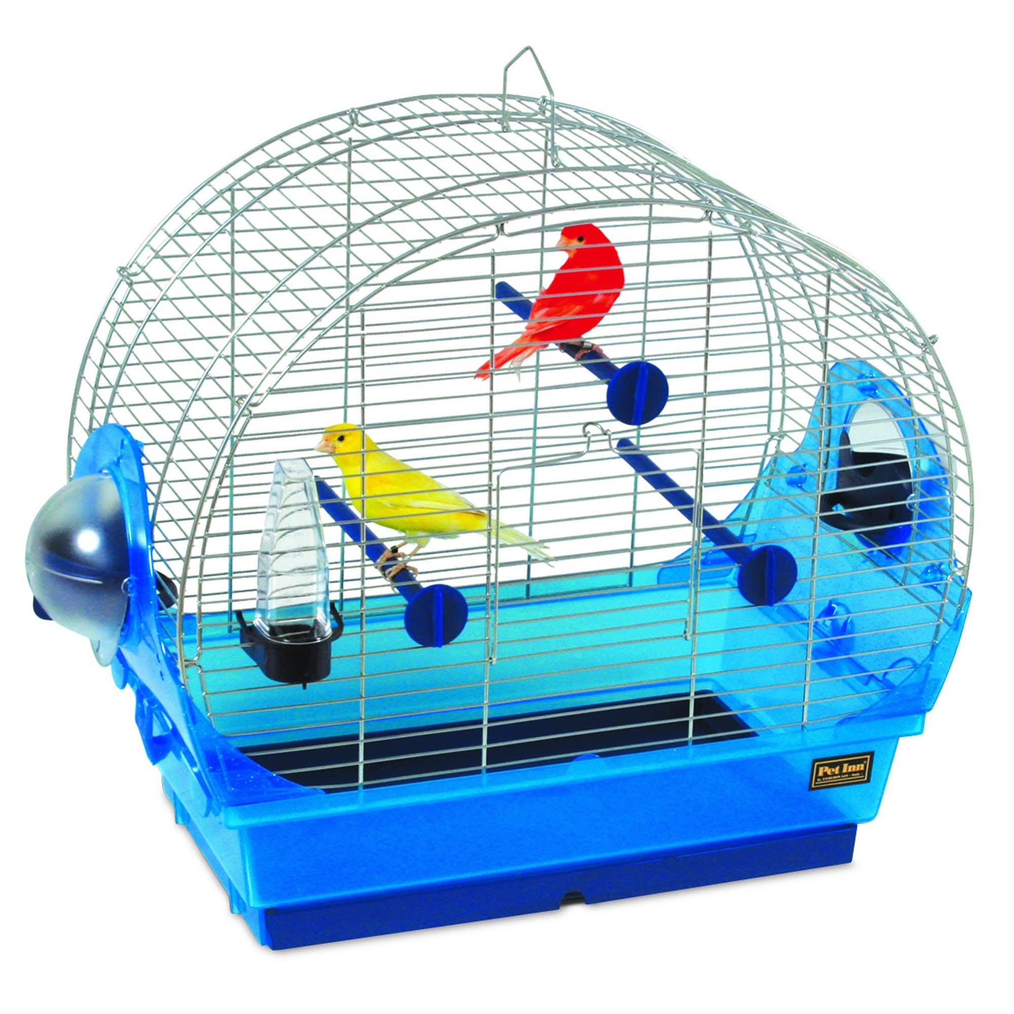 Arco Bird Cage Kingfisher (Blue)