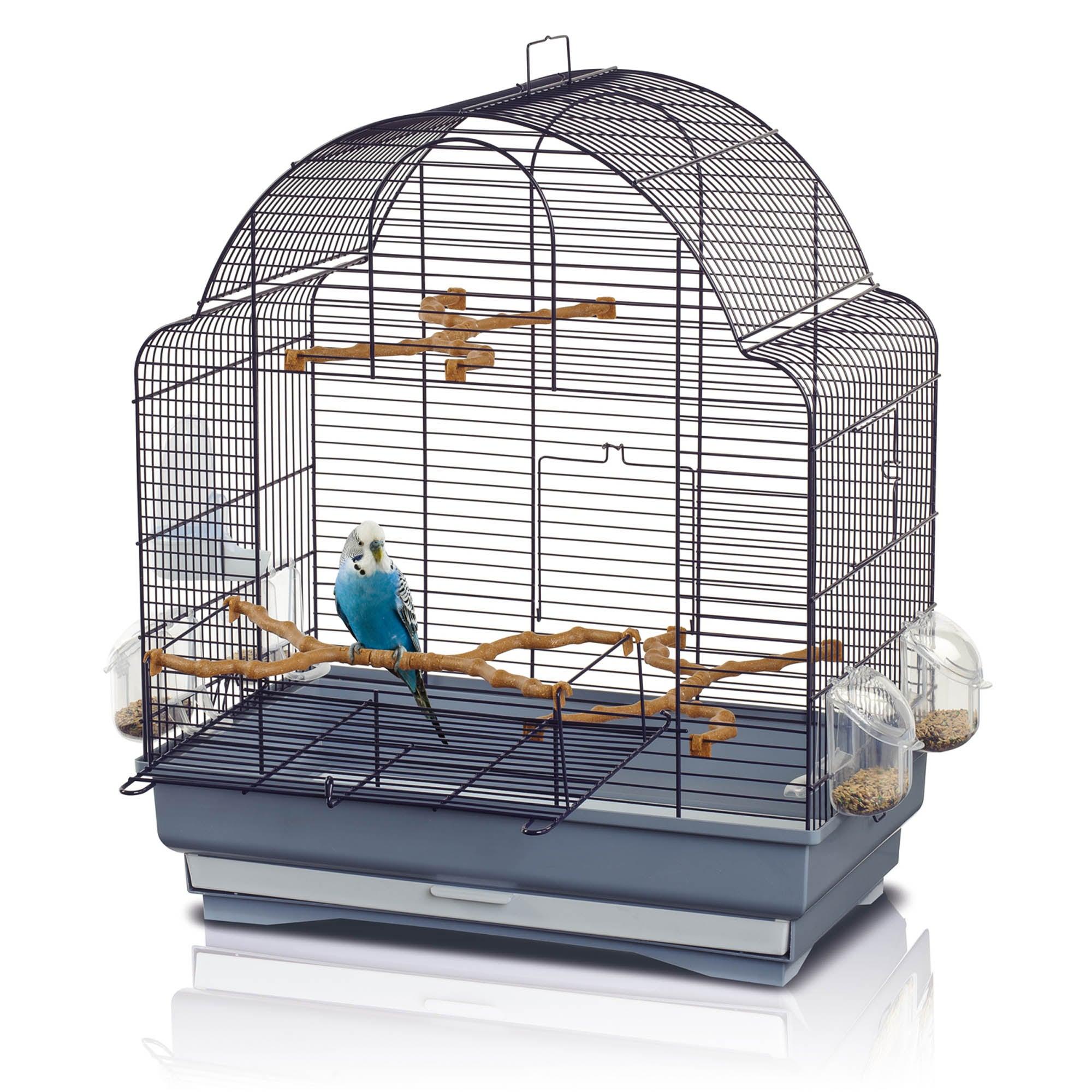 Blue Elisa Bird Cage Riptide (Blue)