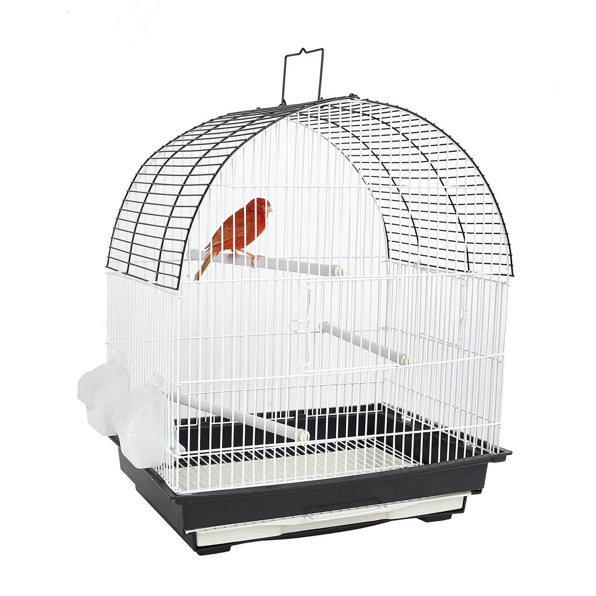 Indiana Bird Cage White