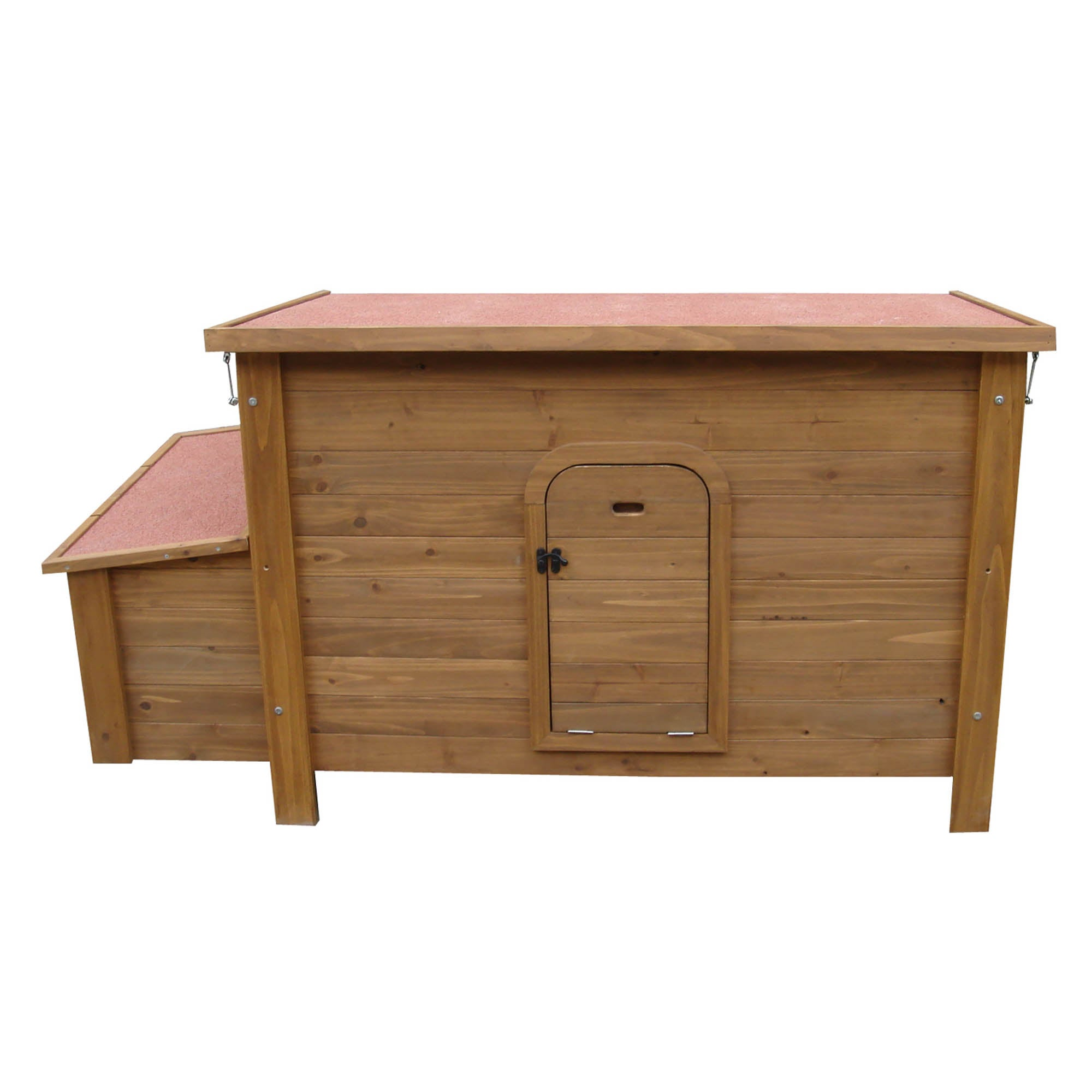 Small Chicken Coop Pine (Brown)