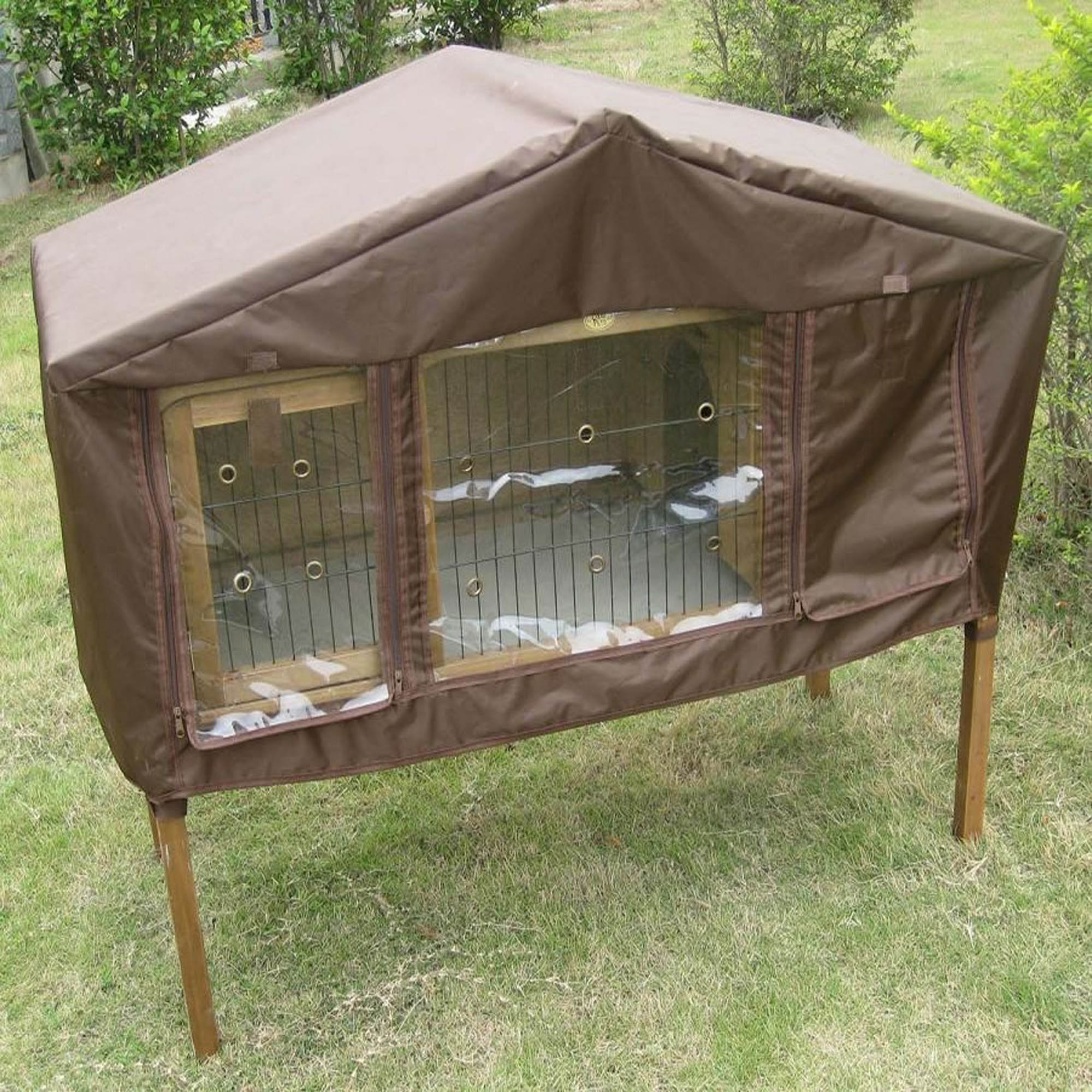 Roger Rabbit Hutch Cover Sable (Brown)