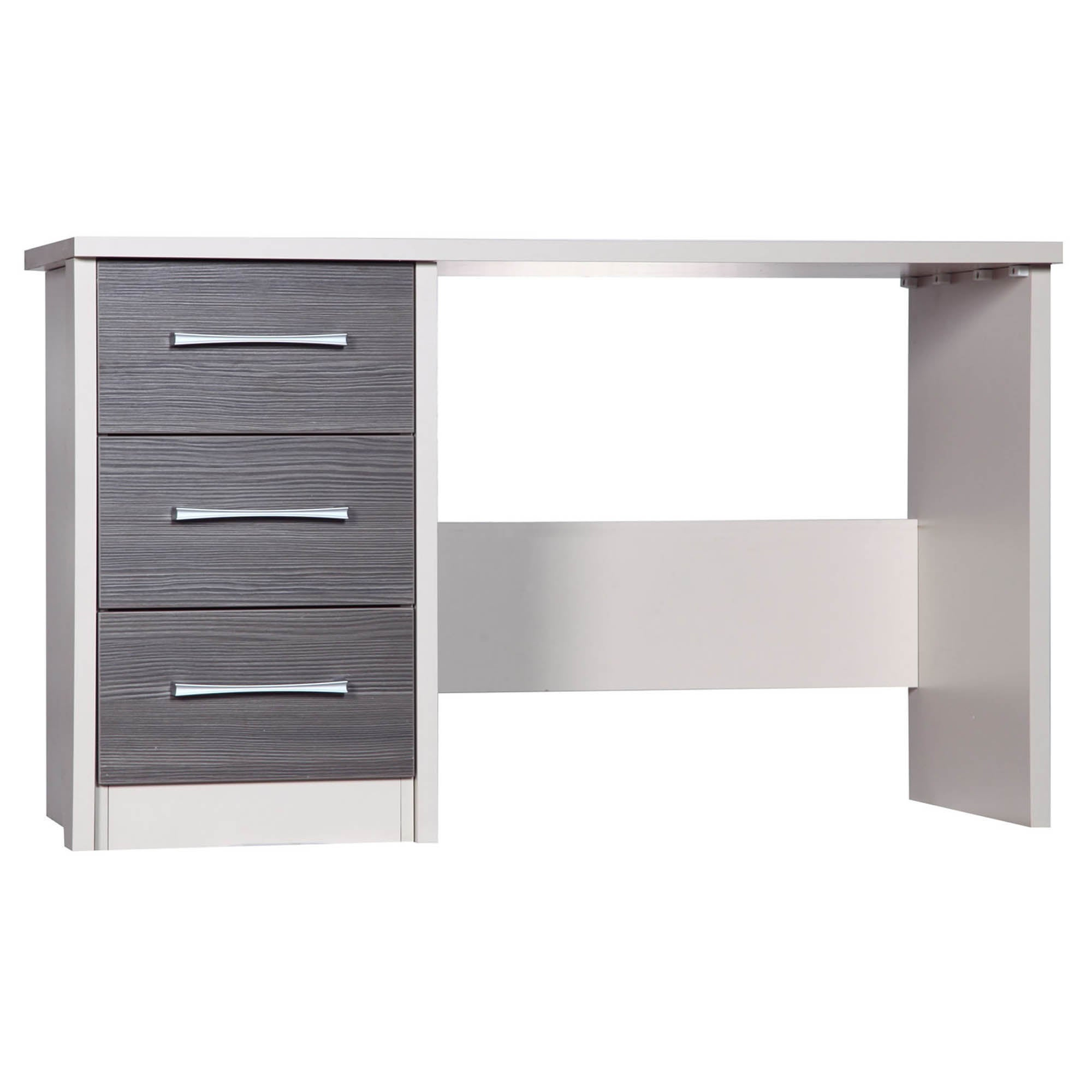 Photo of Avola grey dressing table charcoal -grey-