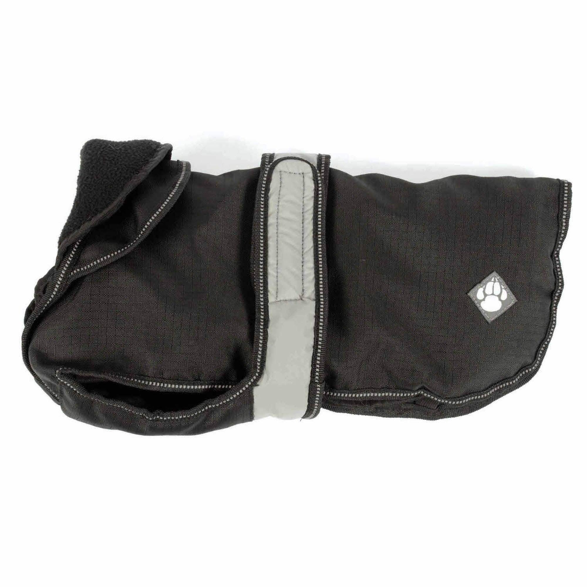 Danish Designs Ultimate 2 in 1 Dog Coat Black