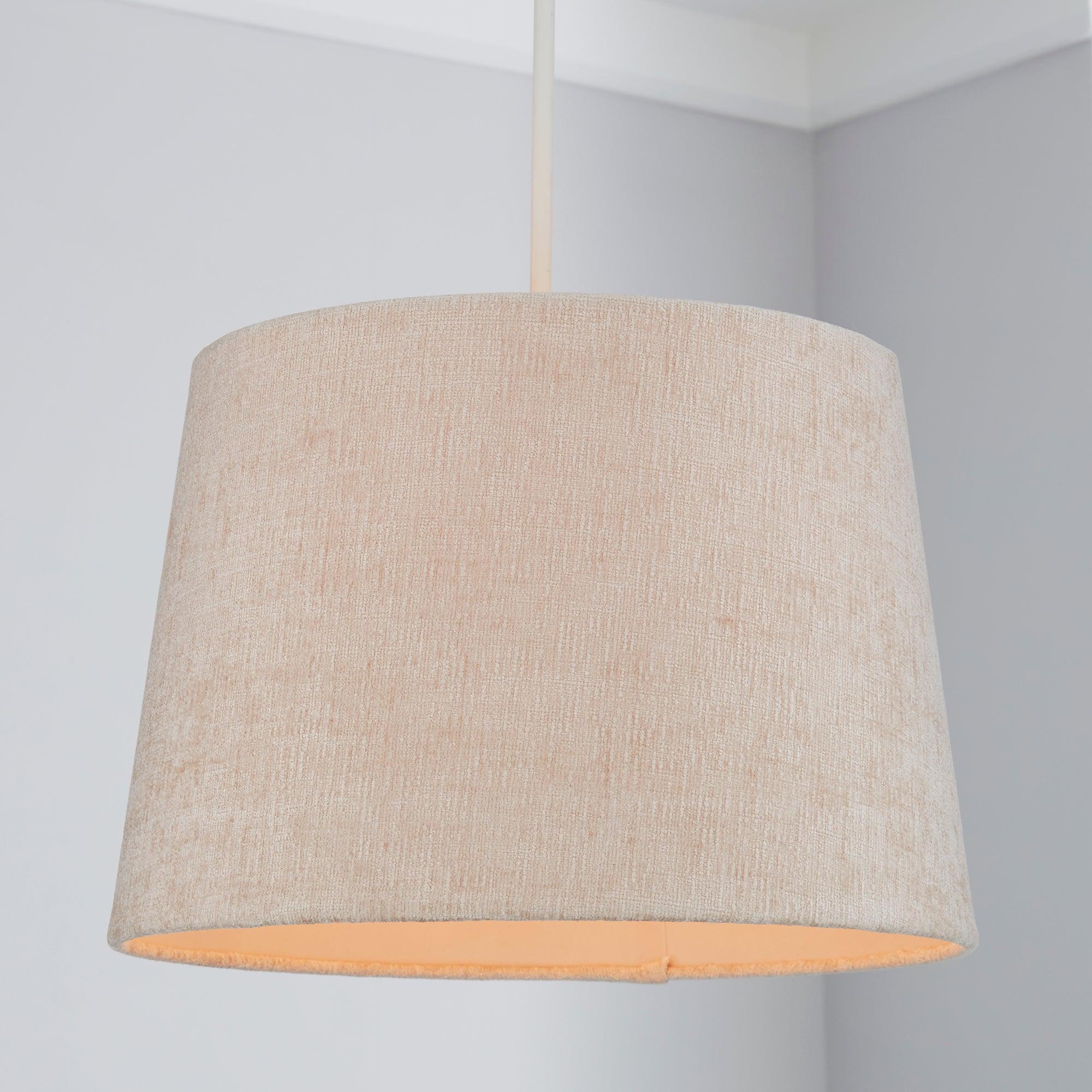 Photo of Mons chenille natural light shade natural