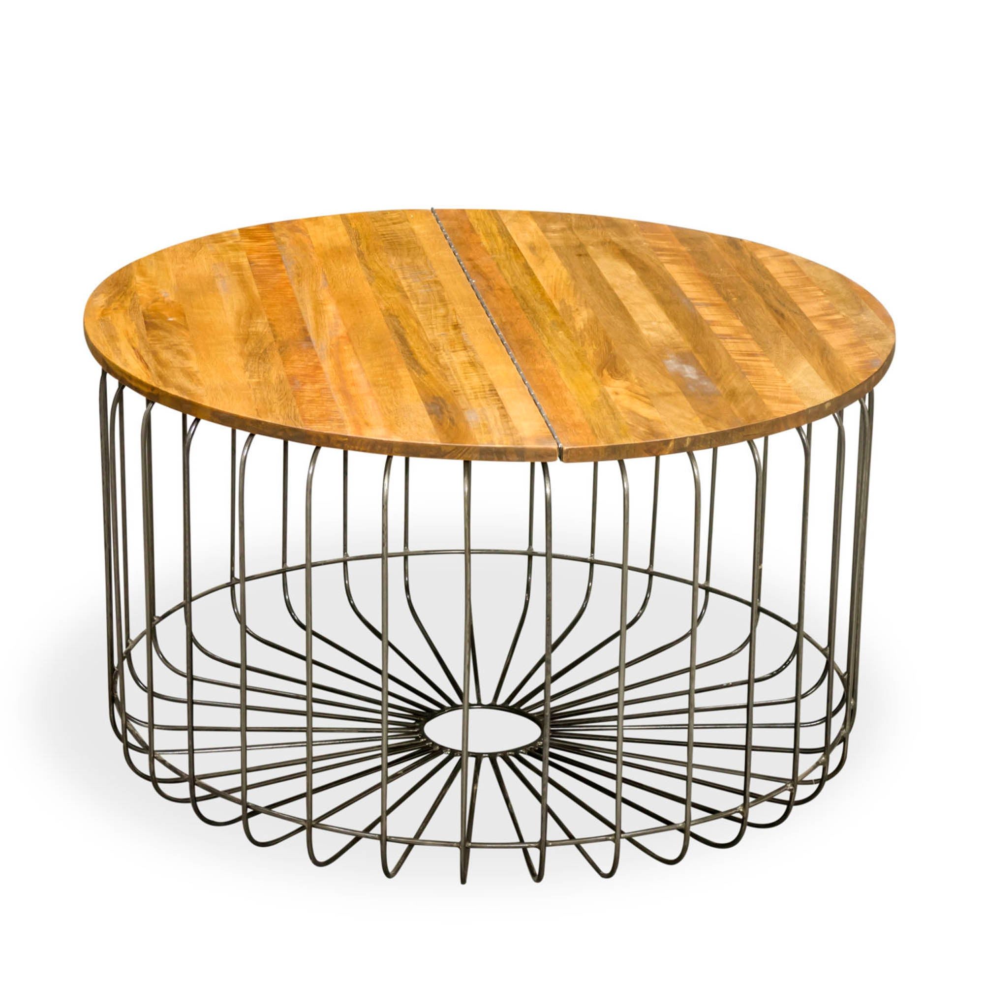 Click to view product details and reviews for Birdcage Natural Round Coffee Table Natural.