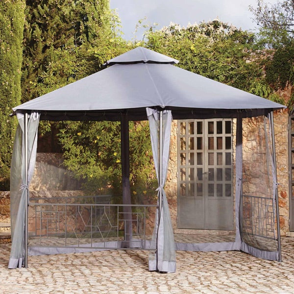 Garden Arches and Gazebos