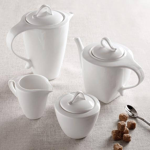 Sugar Bowls and Milk Jugs