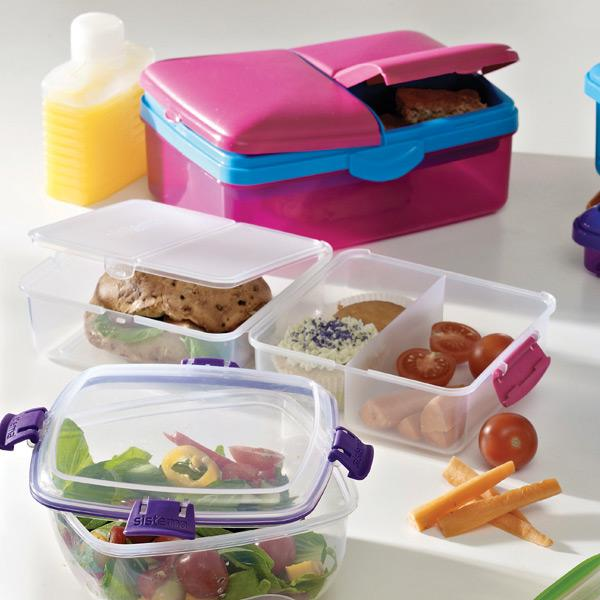 Food Bags and Lunch Boxes