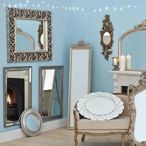 Mirrors | Bedroom & Living Room Mirrors | Dunelm