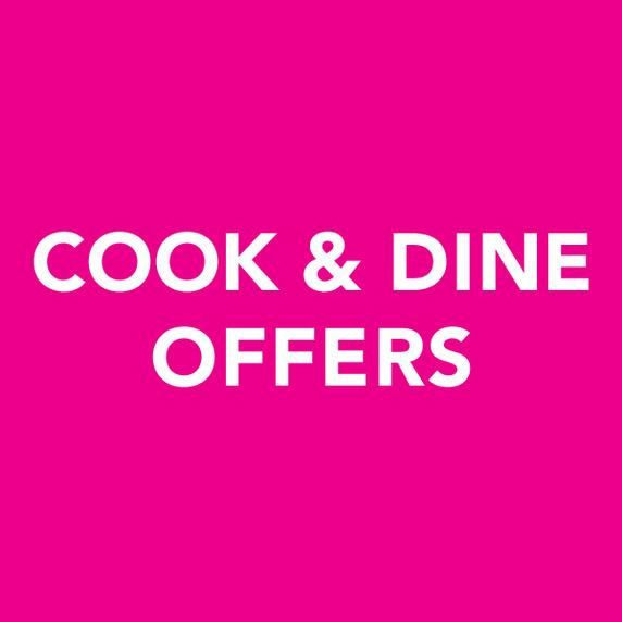 Cook and Dine Offers