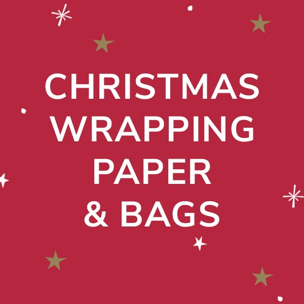 Christmas Wrapping Paper and Bags