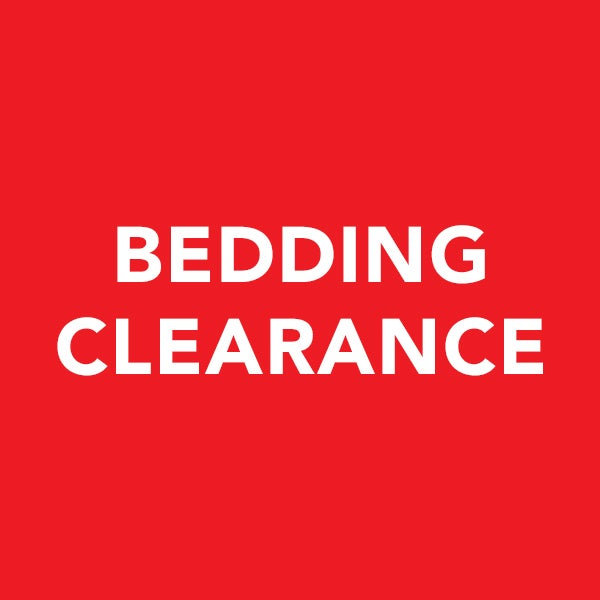 Bedding Clearance Sale