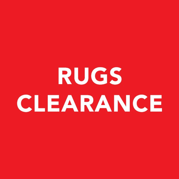 Rugs Clearance Sale
