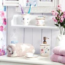 Flora and Fauna Bathroom Collection