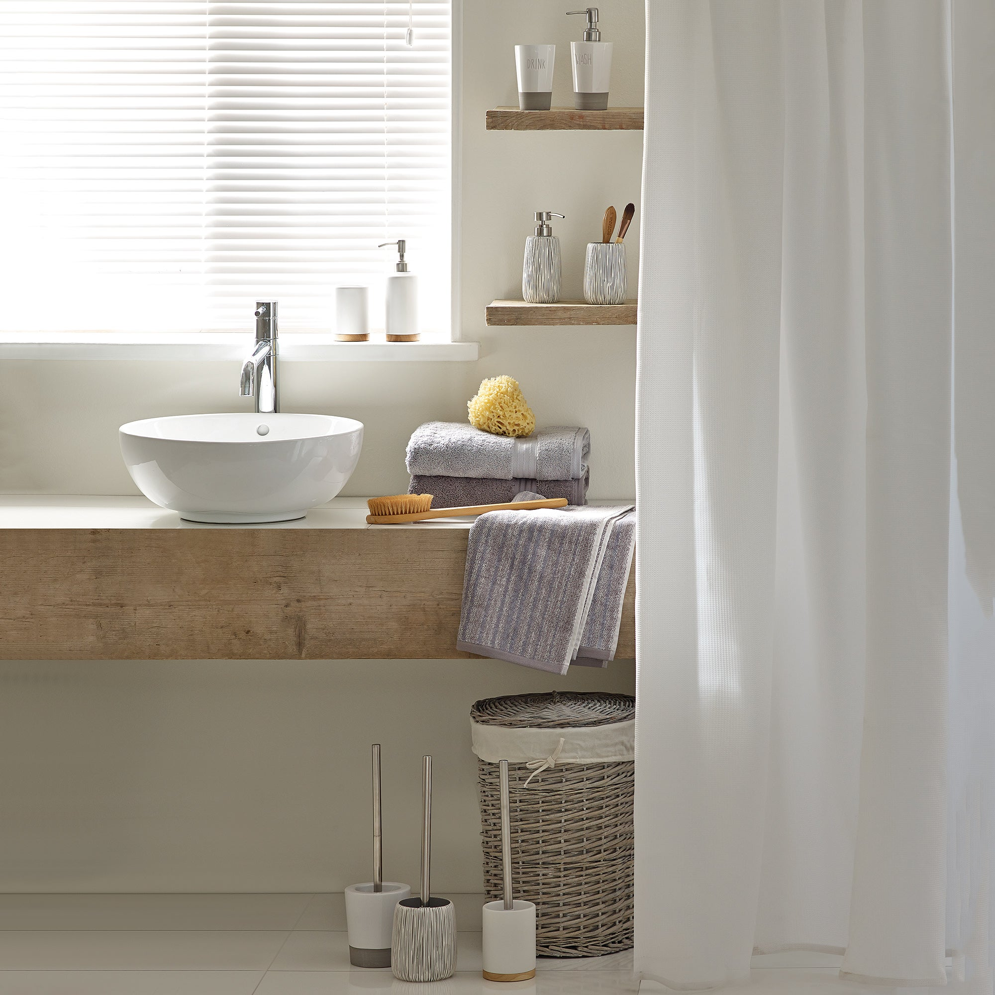 Simplicity Bathroom Collection