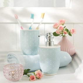 Pretty Pastels Bathroom Collection