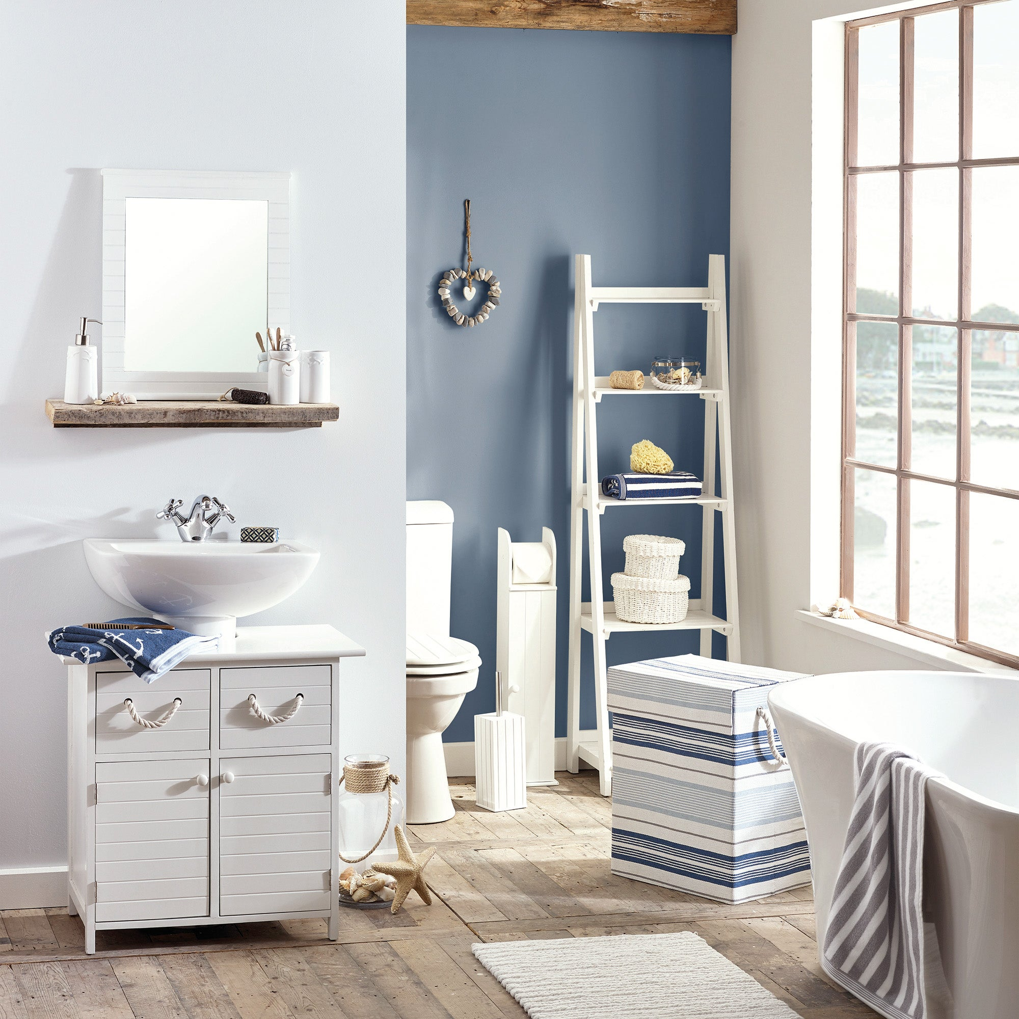 Nautical Accessories Bathroom Collection Dunelm