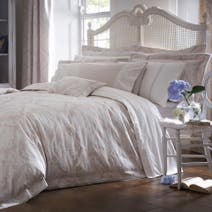 Dorma Aveline Natural Bed Linen Collection