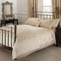 Gold Freya Bed Linen Collection