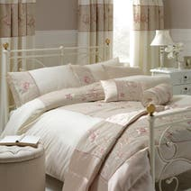 Ivory Gracie Bed Linen Collection