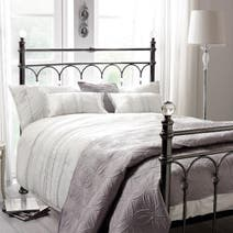 White Evangeline Bed Linen Collection