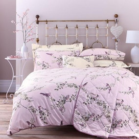 Beautiful Birds Heather Bed Linen Collection
