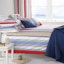 Blue Nautica Bed Linen Collection