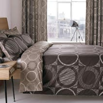 Chocolate Toronto Bed Linen Collection