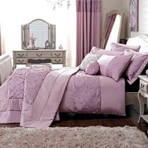 Heather Chloe Rose Bed Linen Collection