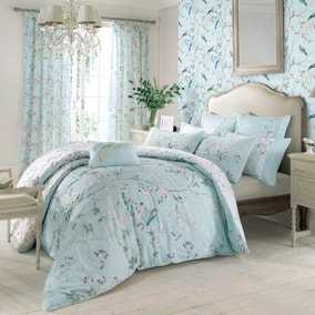 Dorma Maiya Duck Egg Bed Linen Collection