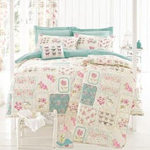 Duck Egg Maison Bed Linen Collection