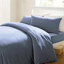 Jersey Marl Bed Linen Collection