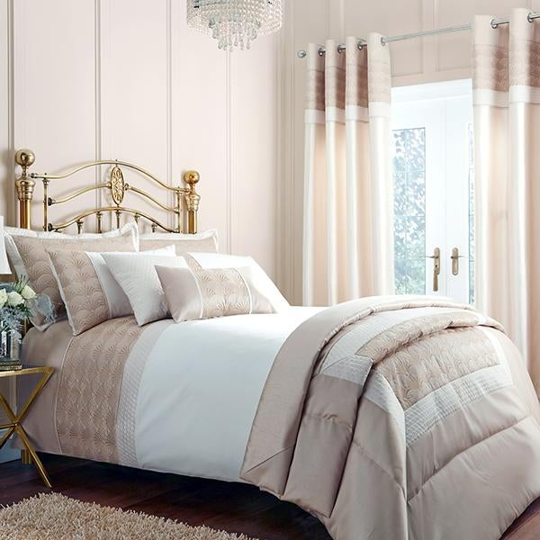 Gatsby Gold Bed Linen Collection