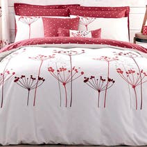 Red Cow Parsley Bed Linen Collection
