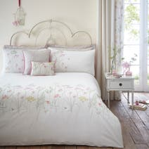 Natural Botanical Gardens Bed Linen Collection