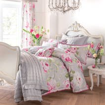 Dorma Pink Nancy Bed Linen Collection