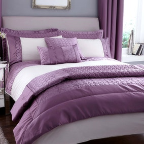 Vienna Heather Bed Linen Collection