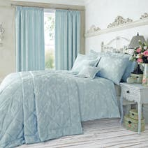 Eden Duck Egg Bed Linen Collection