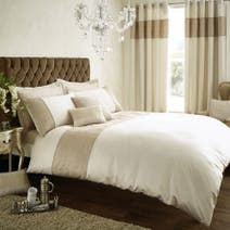 Natural Venetia Bed Linen Collection