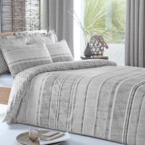 Charcoal Asha Bed Linen Collection