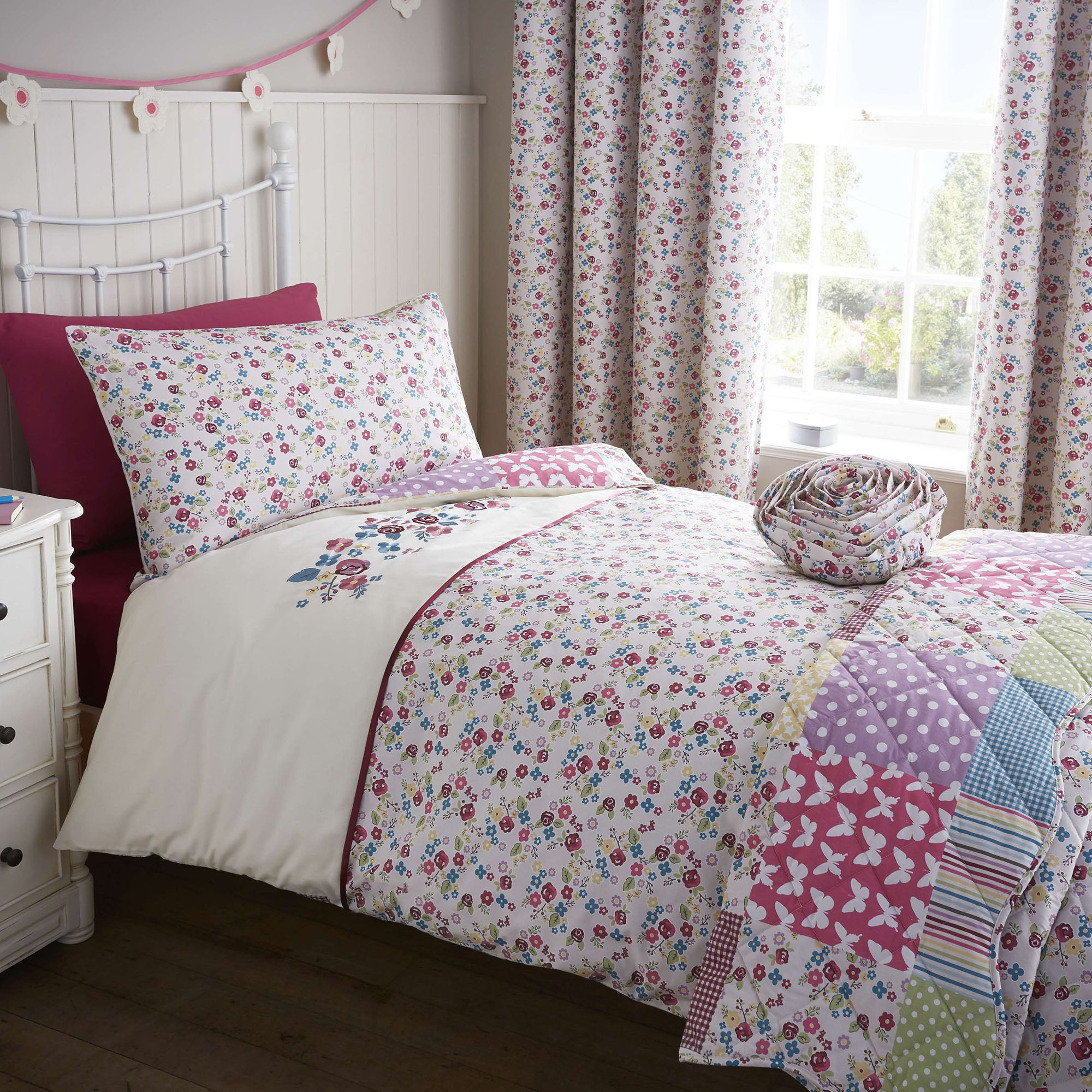 Elsie Ditsy Bed Linen Collection