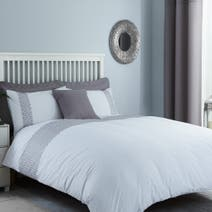 Java Grey Bed Linen Collection