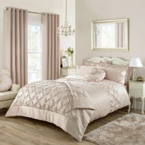 Karissa Champagne Bed Linen Collection